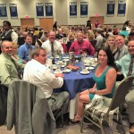 Banquet crowd 2