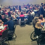 Banquet crowd 5