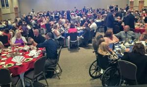 Banquet crowd 5