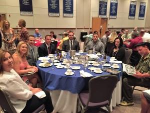 Banquet crowd 6