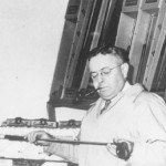 Bert Battell, Sunnehanna Country Club's first Head Professional.