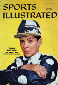 Bill Hartack Sports Illustrated Cover