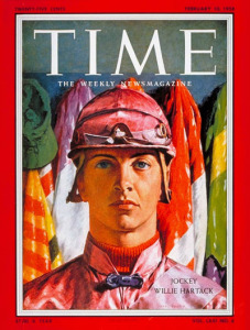 Bill Hartack Time Magazine Cover