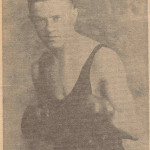 Boxer Charles Burns