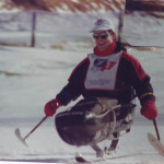 Don Rullman mono skiing