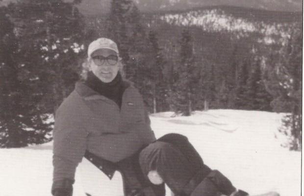 Don Rullman Mono Skiing