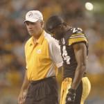 Dr. James P. Bradley, Pittsburgh Steelers
