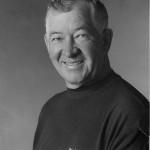 Duffy Daugherty portrait