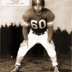 Frank Kush, Michigan State All-American