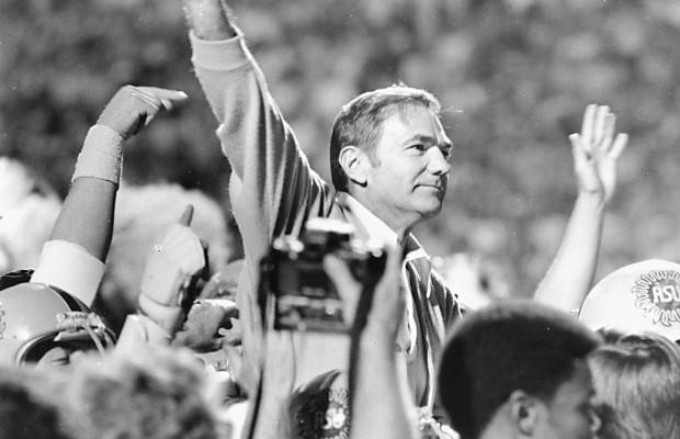 Frank Kush coach Arizona State last game