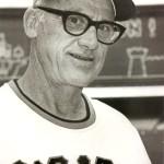 Frank Oceak, Pittsburgh Pirates coach.