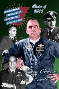 Gen. George B. Simler