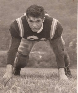 George Azar, Johnstown High and Michigan State football standout.