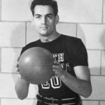 George Glamack, University of North Carolina basketball.