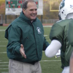 George Mihalik, Slippery Rock University football coach.