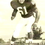 Jerry Davitch, University of Arizona football