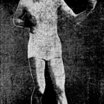 Jock Phenicie in a 1907 photograph