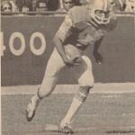 Larry Walton, Detroit Lions