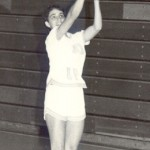 Maureen Latterner-Brown jump shot.