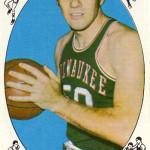 Len Chappell Milwaukee Bucks