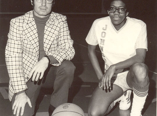 Lisa Britt and Clyde Horner UPJ