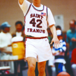 Mike Iuzzolino led St. Francis to the NCAA Tournament