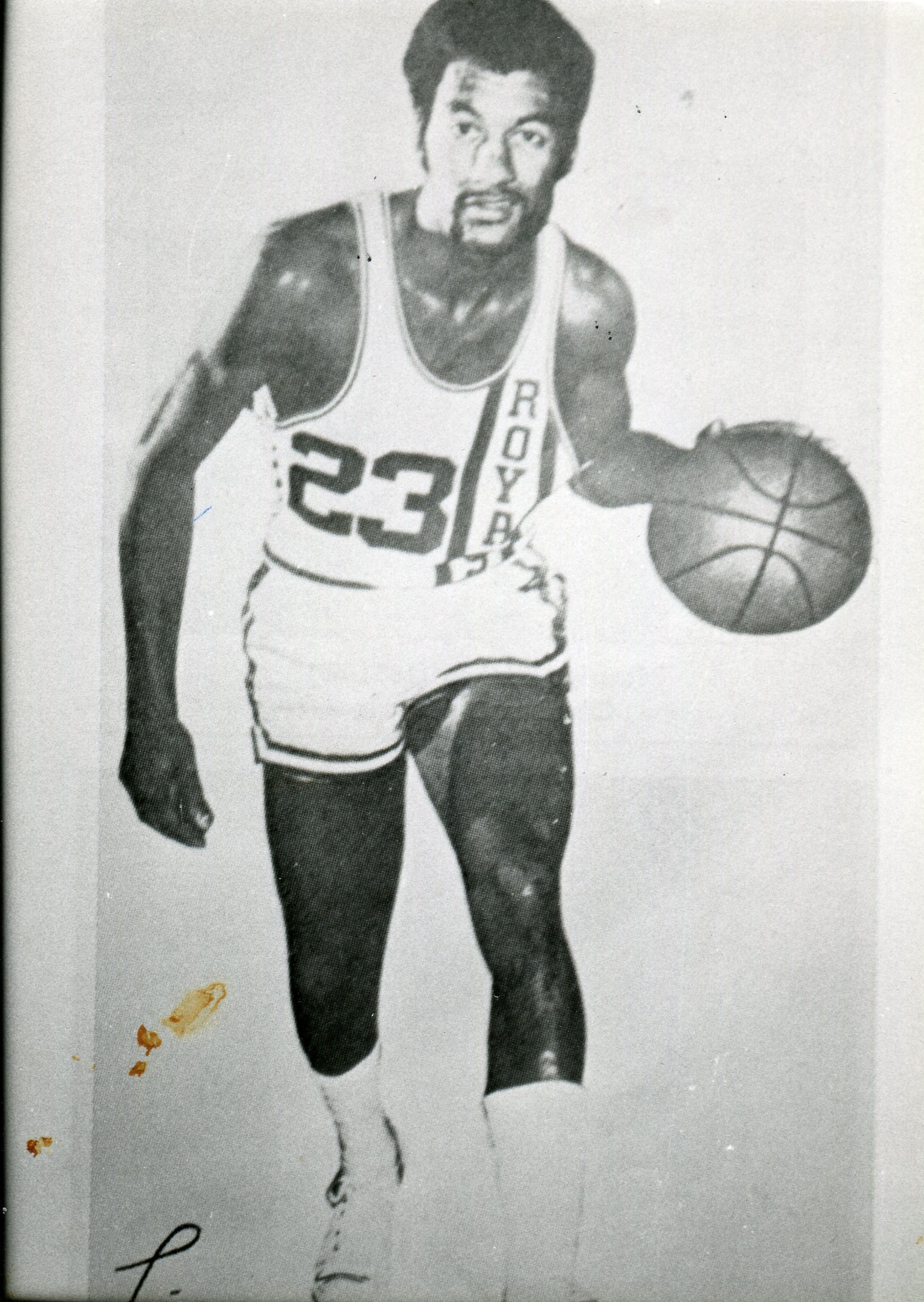 Norm Van Lier NBA Royals Cambria County Sports Hall of Fame