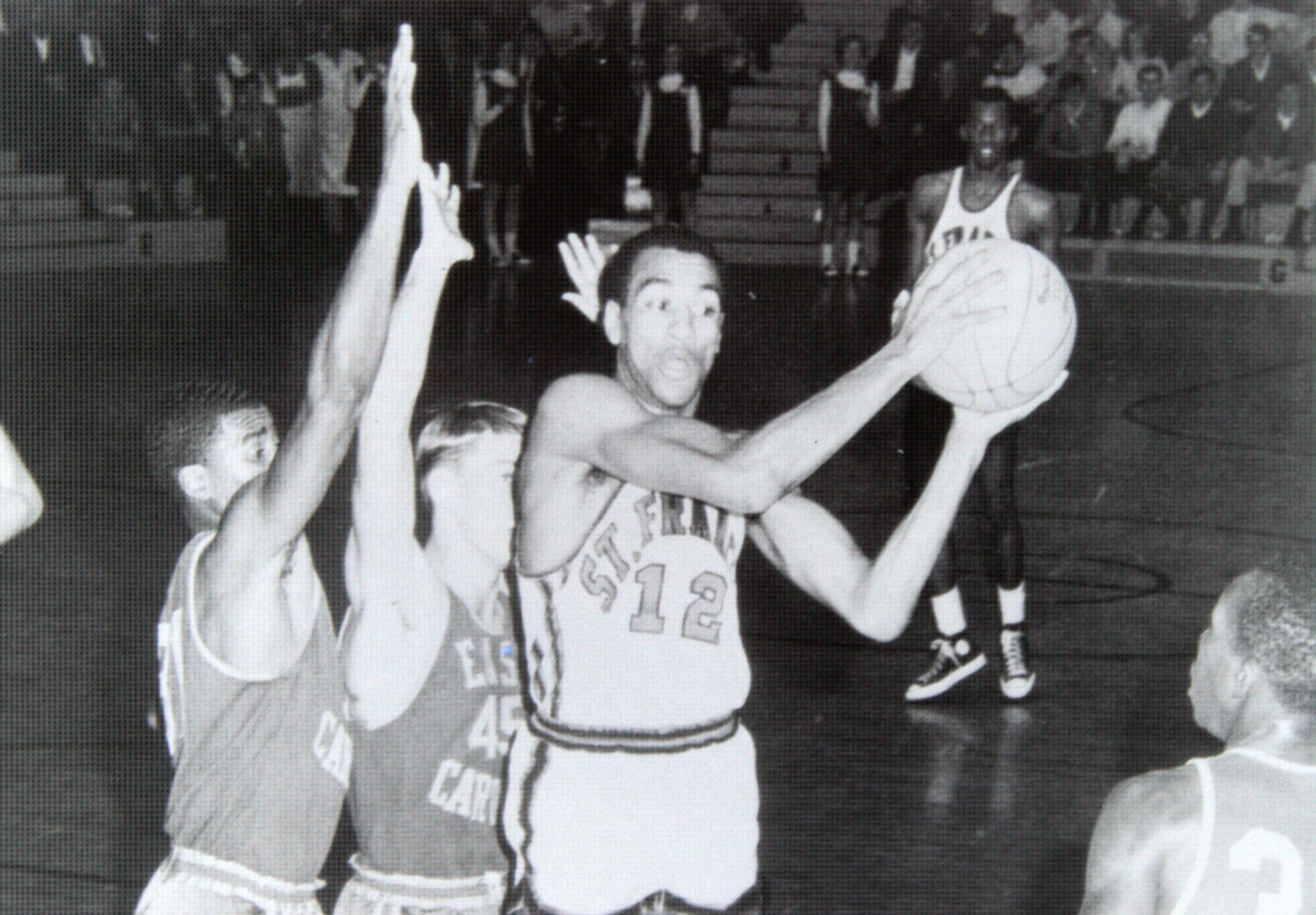 Norm Van Lier St Francis University Cambria County Sports Hall
