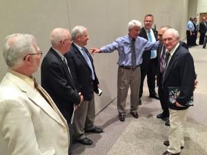 Paul Litwalk and JHS gang
