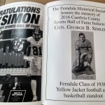CCSHOF program book