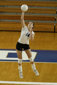 Stephanie Istvan, Duke University volleyball