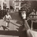 Steve Molnar wins the Johnstown Marathon.