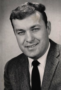 Tommy Yewcic Jan. 1961