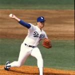 Shawn Hillegas, Los Angeles Dodgers