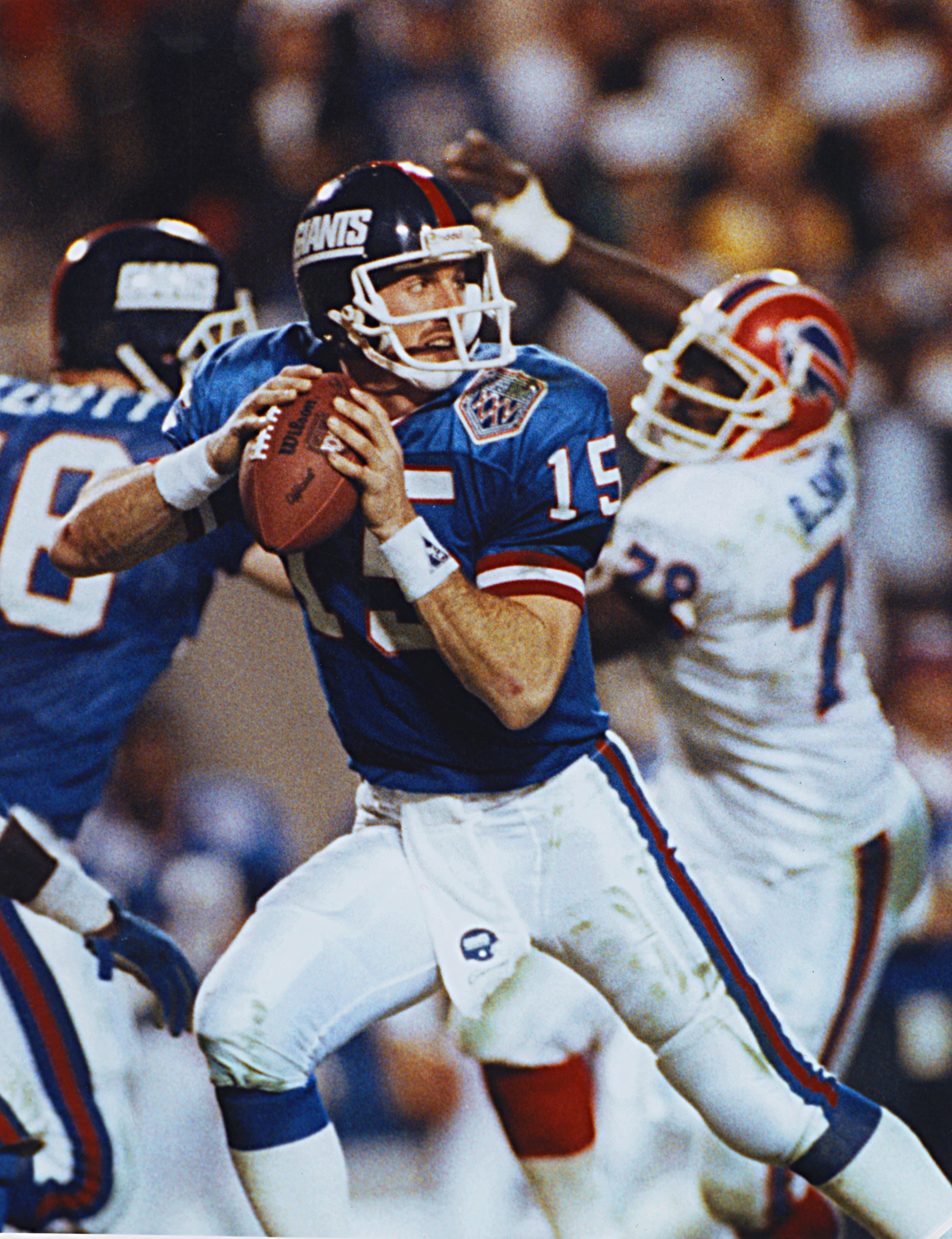 Jeff Hostetler - Cambria County Sports Hall of Fame
