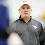Tom Bradley, West Virginia University