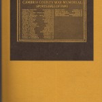 1969 CCSHOF Program cover