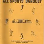 1990 CCSHOF Program cover