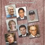 2004 CCSHOF Program cover