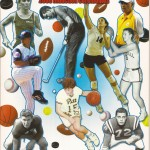 2008 CCSHOF Program cover