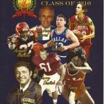 2010 CCSHOF Program cover