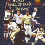 2012 CCSHOF Program cover