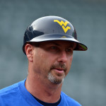 Randy Mazey West Virginia University baseball coach.