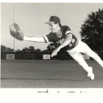 Randy Mazey was a standout CF at Clemson.