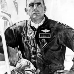 Gen. George B. Simler U.S. Air Force