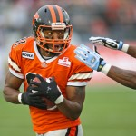 Geroy Simon has his eyes on the prize