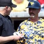 CCSHOF Class of 2014 inductee Randy Mazey earns 100th win as WVU baseball coach