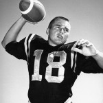 Fran Urban Arizona State QB 1959
