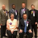 Class of 2018 provided emotional, inspirational message during CCSHOF induction ceremony