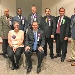 CCSHOF Class of 2018 with some committee members